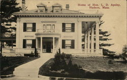 Home of Honorable L.D. Apsley