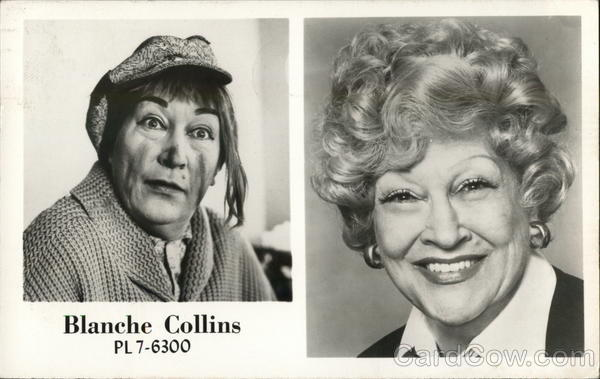 Blanche Collins Actresses