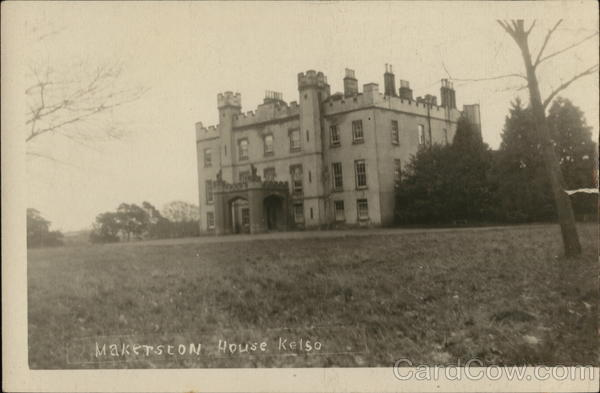 Makerston House Kelso Scotland