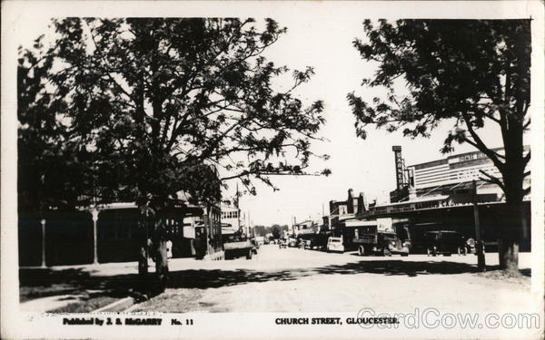 Church Street Gloucester Australia