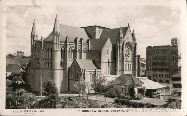 St. John's Cathedral, Queensland Brisbane Australia