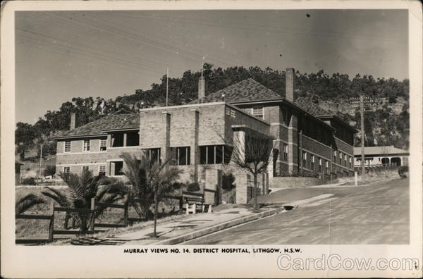 District Hospital Lithgow Australia