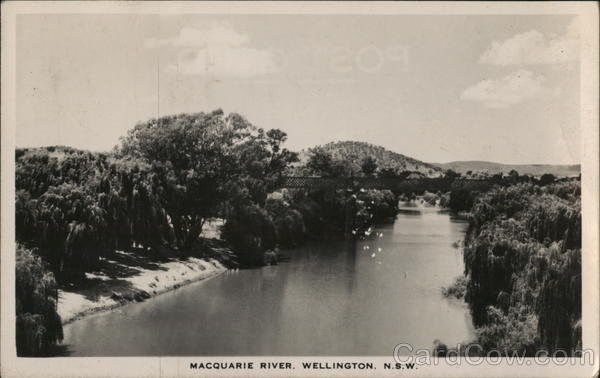 Macquarie River Wellington Australia