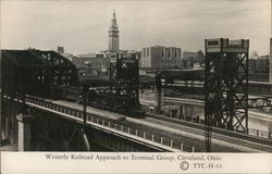 Westerly Railroad Approach to Terminal Group