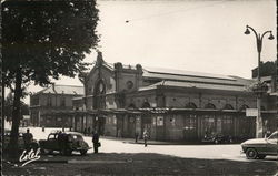 La Gare, The Railway Station