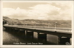 Highway Bridge, Lake Chelan