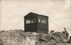 Tip-Top House, Mt. Monadnock