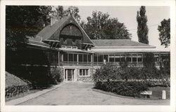 Childs Memorial Infirmary, Trudeau Sanatorium
