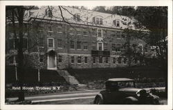 Reid House, Trudeau Sanatorium
