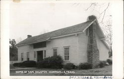 Home of Sam Houston