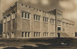 Municipal Building - Armory or School