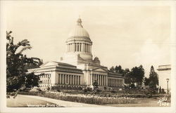Washington State Capitol Postcard