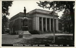 Waushara County Court House