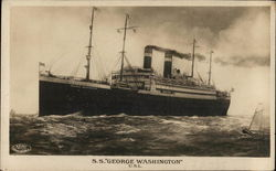 "S.S. ""George Washington"""
