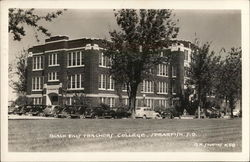 Black Hills Teachers' College