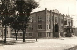 Masonic Temple, Thorson Gymnasium