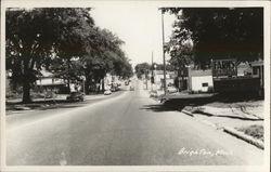 Street Through Town