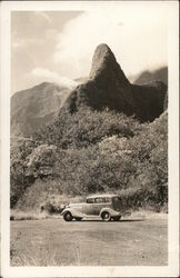 Needle Point, Iao Valley