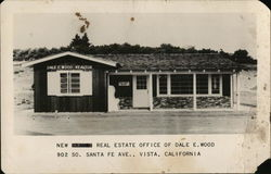 New Real Estate Office of Dale E. Wood