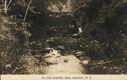 Old Foundry Dam