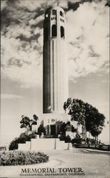 Memorial Tower, Telegraph Hill