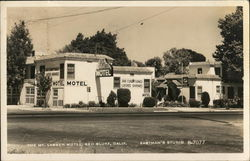 The Mt. Lassen Motel Eastman's Studio