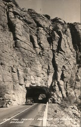 Clay Pool Tunnel