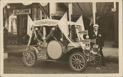 Automobile Promoting Royal Theater