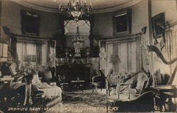 Drawing Room, Henderson House