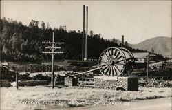 Entering Flagstaff on Highway 66