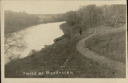 Tweed at Makerston