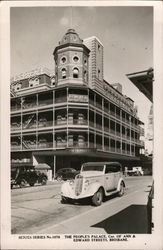 The Peoples Palace, Car. of Ann & Edwards Streets
