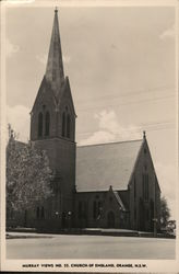 Murray Views No. 55 Church of England Postcard