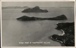 Boat Port and Pentecost Island
