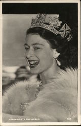 Her Majesty the Queen, Queen Elizabeth II