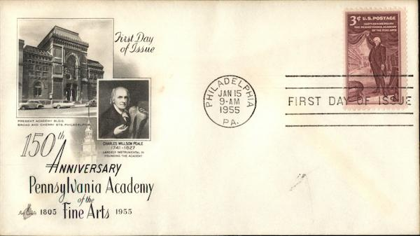 150th Anniversary Pennsylvania Academy of the Fine Arts 1805 - 1955