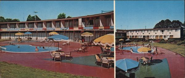 Al-Ray Motel Albany Oregon