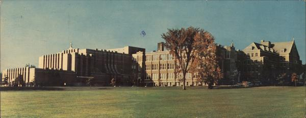 Our Lady of Mercy High School and Motherhouse Rochester New York