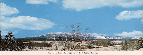 Red Jacket Mountain View Motor Inn North Conway New Hampshire