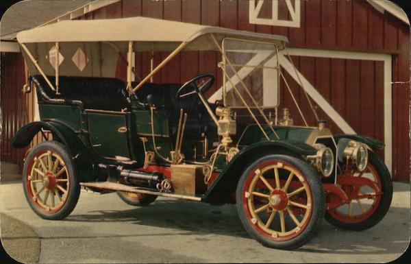 1910 Stearns Touring Car Cars
