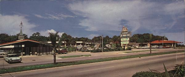 Howard Johnson's Motor Lodge and Restaurant Key West Florida