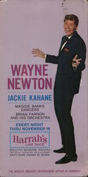 Wayne Newton at Harrah's Lake Tahoe