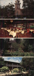Paso Robles Inn Large Format Postcard