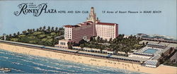Roney Plaza Hotel and Sun Club