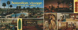 Hawaiian Village Motel and Restaurant