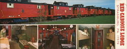 Red Caboose Lodge