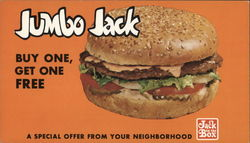 Jack in the Box Jumbo Jack
