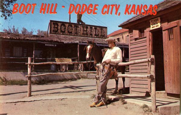 Boot Hill Dodge City, KS