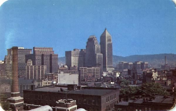 The Koppers & Gulf Buildings Pittsburgh Pennsylvania