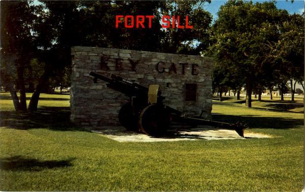 Key Gate Fort Sill OK